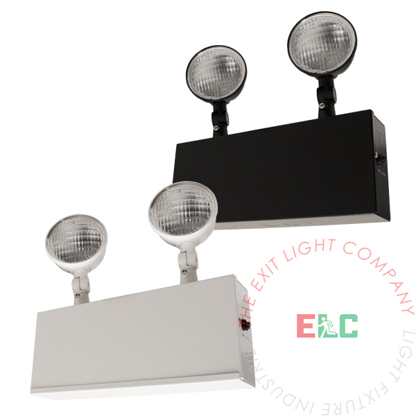 Steel Housing Emergency Light | Round Head Lamps | All LED | 10W-20W