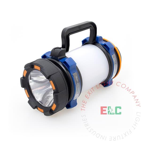 LED Flashlight / Lamp - 2 Way USB Charging