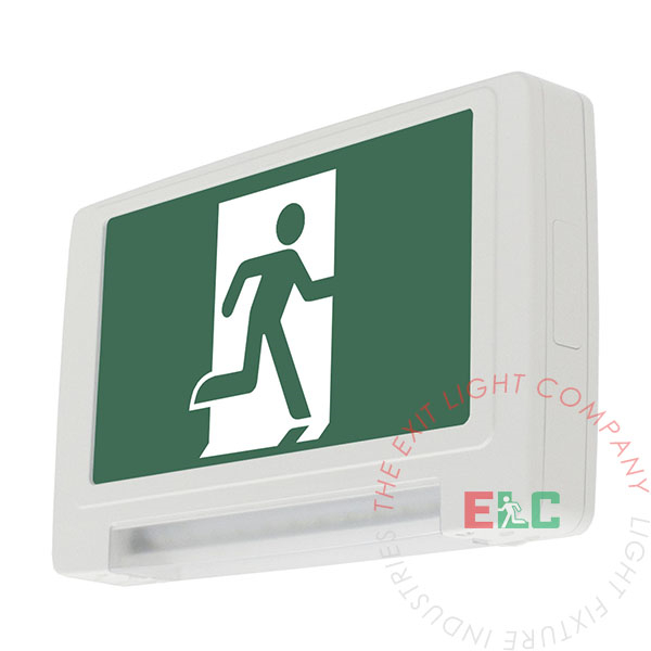 LED Running Man Light Bar Combo Exit Sign