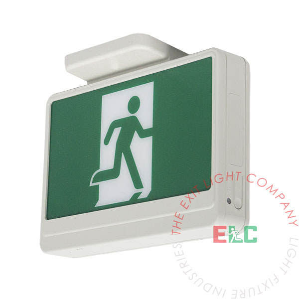 The Exit Light Co. - LED Running Man Exit Sign