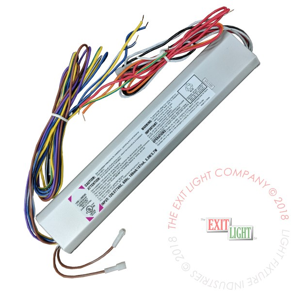 1400 Lumens Fluorescent Battery Ballast