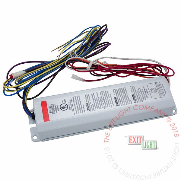 Emergency Ballasts | Exit Light Co. on emergency light switch panel, light circuit diagram, emergency exit cobra controls wire diagram, fluorescent fixtures t5 circuit diagram, emergency battery ballast wiring, emergency ballast troubleshooting, backup battery ballast fluorescent diagram, 0-10v dimming led diagram, cfl ballast circuit diagram, emergency ballast installation, emergency ballast circuit, electronic ballast circuit diagram, emergency standby ballast, refrigerator parts diagram,