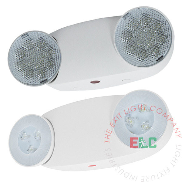 Bright LED Emergency Light | Oval High Output LED Lamps
