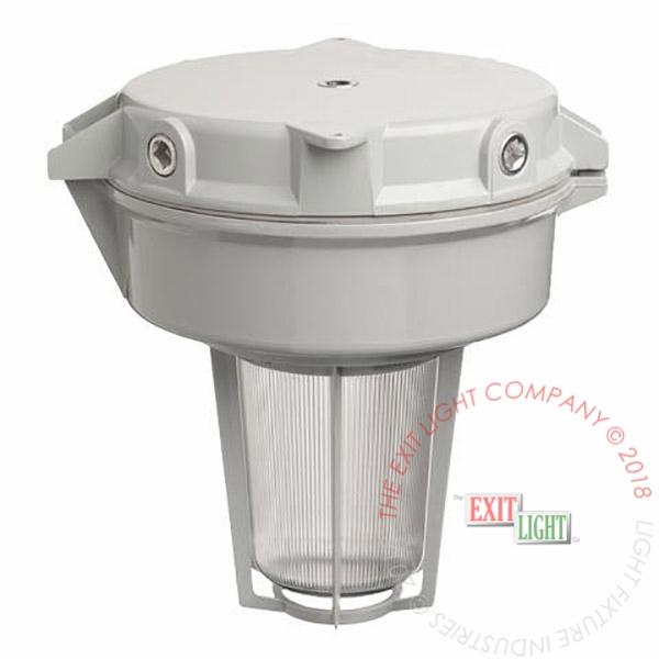 Light Fixture | Unilamp | Hazardous Class 1 Div 2 (w/ Emergency Light Option)