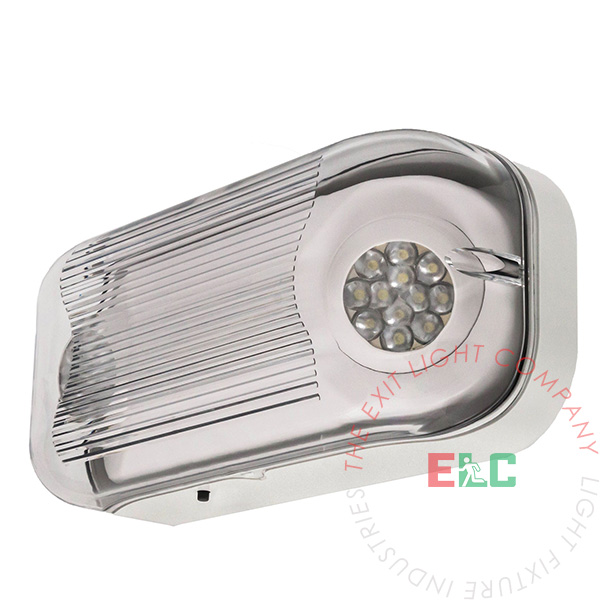 LED Wet Listed Emergency Light