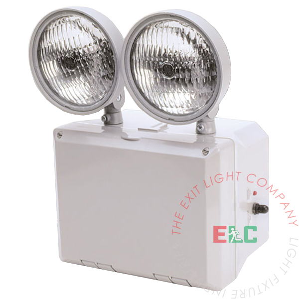 Wet Listed Industrial Emergency Light