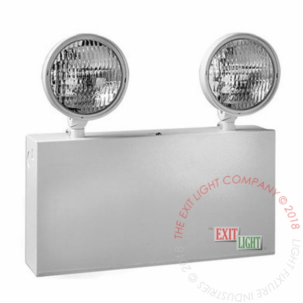 Steel Emergency Light | Options Available