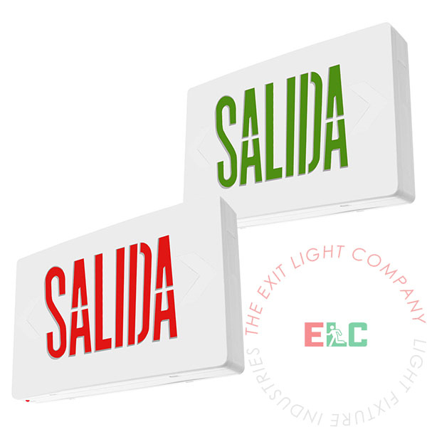 """Salida"" 