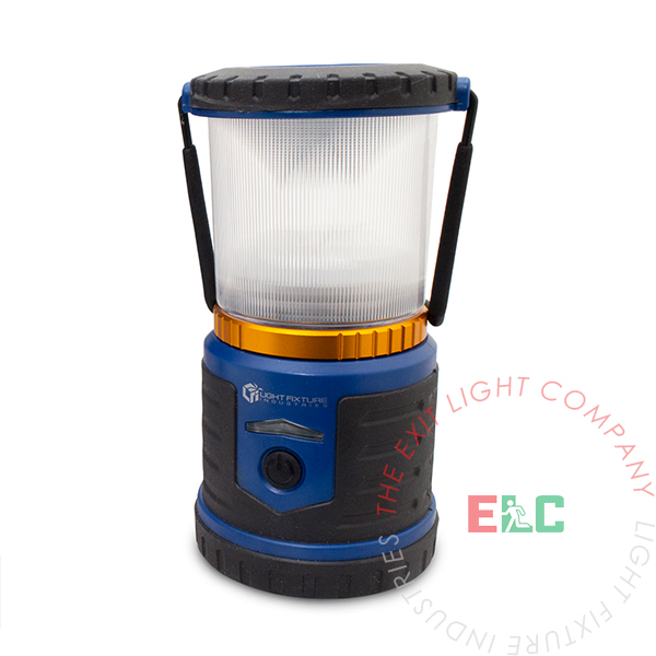 Power Out Life Light - 6 Light Mode Lantern - USB Charging