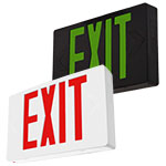 Exit Signs from Exit Light Co.